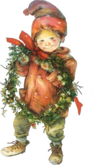 Lisi Martin | Postales | Saludos para Navidad | Imágenes para bajar