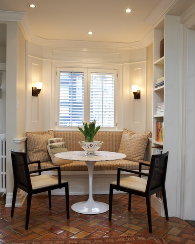 Tiny Breakfast Nook Design, Pictures, Remodel, Decor and Ideas - page 25