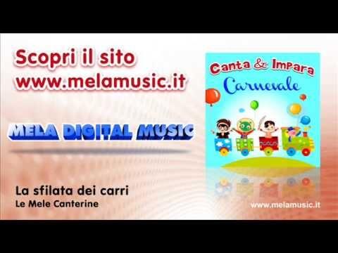 La sfilata dei carri - Canzoni per bambini di Mela Music