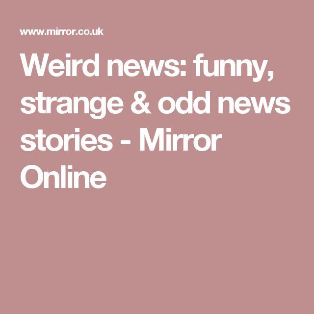 Weird news: funny, strange & odd news stories - Mirror Online
