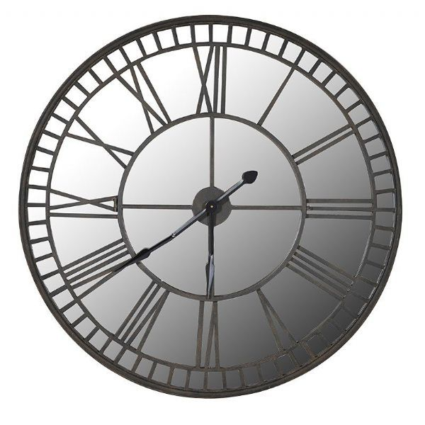 17 Best Wall Clocks/Mirrors Images On Pinterest | Mirror Wall