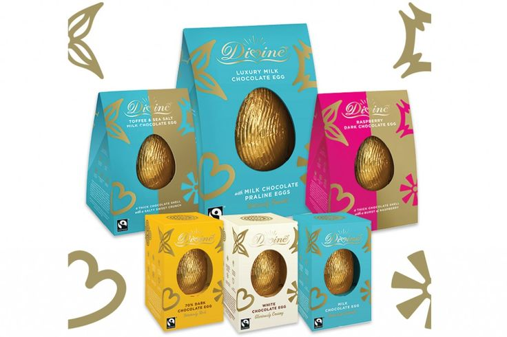 Win a Divine Chocolate Easter Selection!