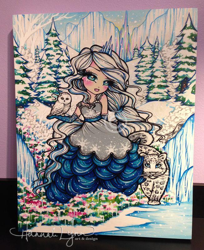 Hannah Lynn art <3   http://www.hannahlynnart.com/portfolio.html