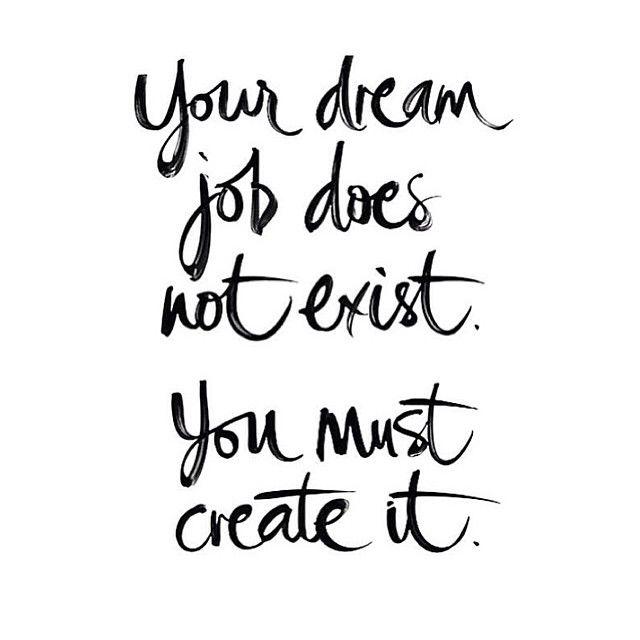 #DreamJob