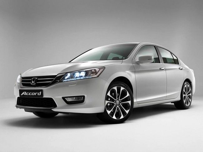 Honda Accord 2013 Sport