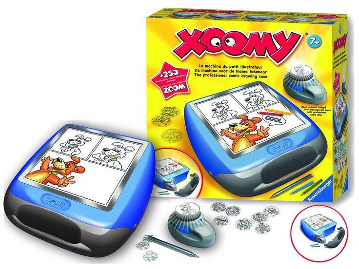des modèles supplémentaires pour xoomy a imprimer gratuit