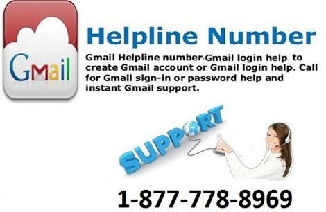 Gmail(1-877-778-8969) is one of the most popular free email service providers. Gmail is safe and secure email system. Certainly customers seek the features at first. .