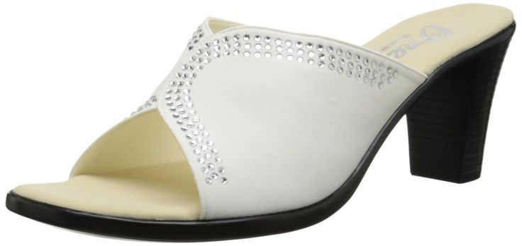Onex Women's Paty Dress Sandal, White, 8 M US. Onex shoes are handmade in the USA with top quality leathers and materials. Onex shoes are extremely comfortable as they are lightweight, padded, and soft. Onex shoes have been making shoes in America for a long time and are experts in shoe making. Onex shoes prove a great value to their customers which have them returning for another pair.