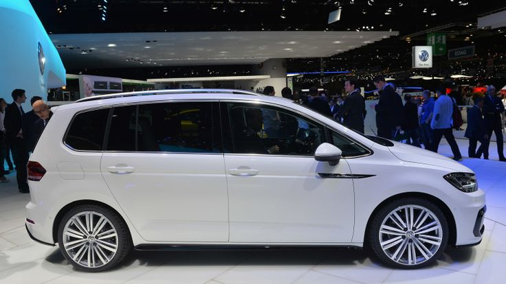 2015 Volkswagen Touran is the Euro MPV exemplified [w/video]