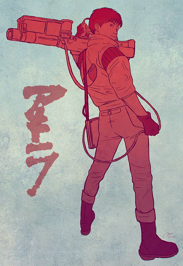 Anime Characters Named Akira : Ideas about akira anime on pinterest poster