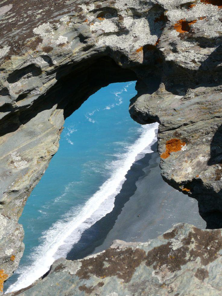 Nonza beach, Cap Corse,