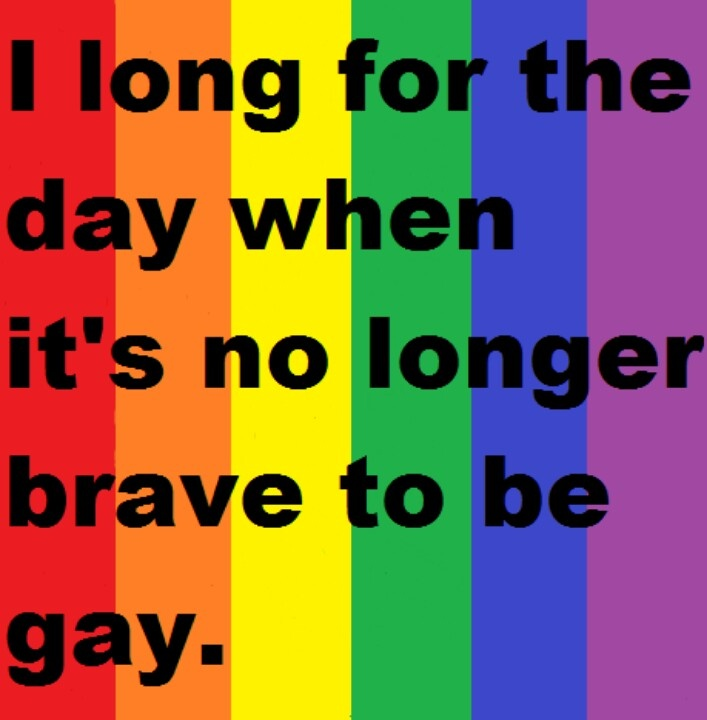 SUPPORT GAY RIGHTS