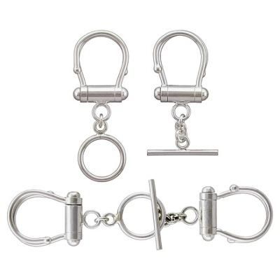 sterling silver multistrand clasp set great for making necklaces