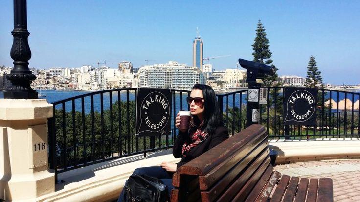 #coffee #sun #malta: