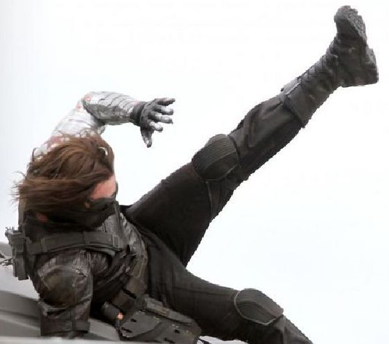 Bucky Barnes: The Winter Soldier Volume 1 : The Man on the Wall (2015) MARVEL