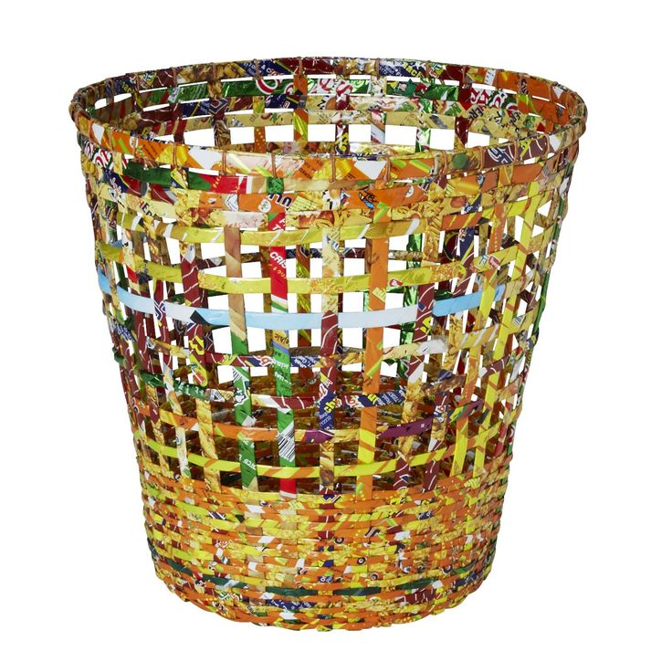 Basket Weaving Using Recycled Materials : Best images about basket weave bag on