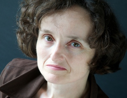 Marie-Hélène Lafon, Rencontres littéraires du 8 juin 2013 © Jean-Luc-Paillé