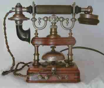 antiques of B.C. | ai retrouvé chez nous un très vieux téléphone,