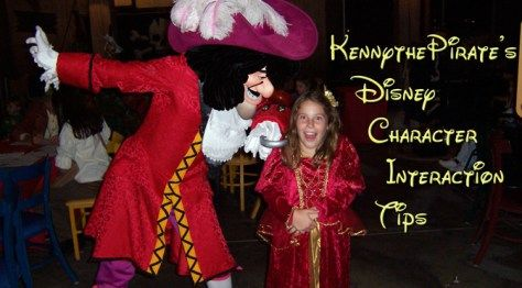 Walt Disney world character interaction tips, How to talk to Disney World characters