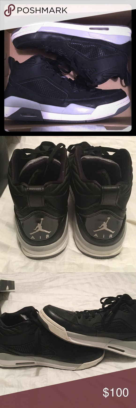 Men's Jordan Flight Size 12 Men's Jordan Flight Size 12, good condition, comfortable shoe, great for any look and style. Jordan Shoes Sneakers