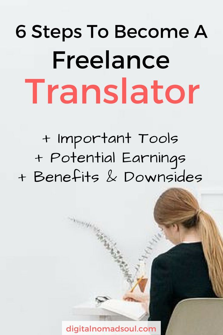 6 Steps To Become A Translator Extensive Guide To Kickstart Your Career Career Earn Extensive Guide Kicksta Online Jobs How To Become Freelancing Jobs