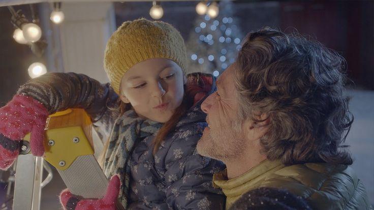 #Zeitschenken – EDEKA Weihnachtswerbung. - Sehr cooles Werbevideo zur Weichnachtszeit.