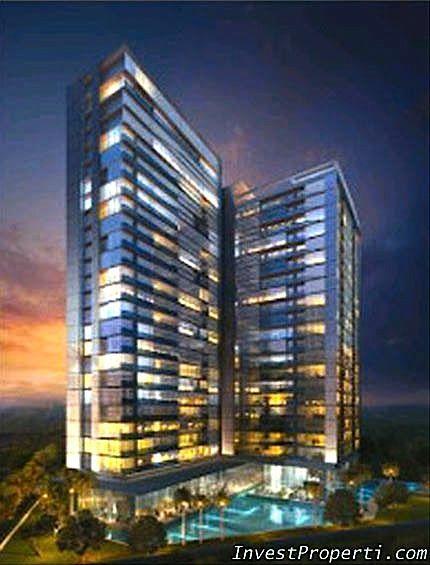 Apartemen The ForesQue @ TB Simatupang Jakarta Selatan.