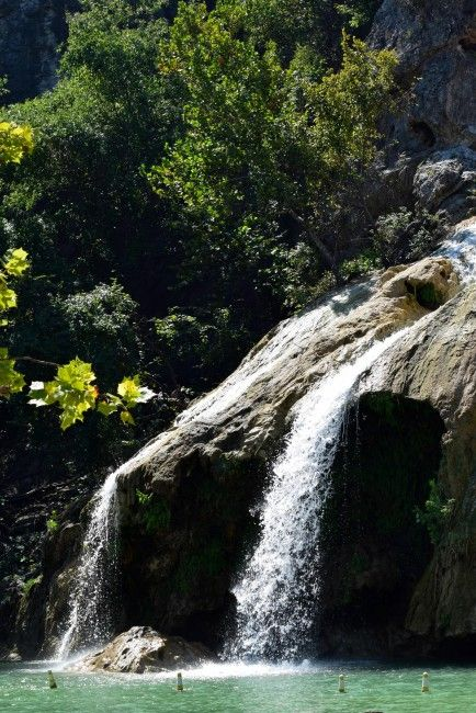 Turner Falls, Oklahoma's largest waterfall - Turner Falls. Oklahoma - Get Back to Nature and have fun with the family at Turner Falls, Oklahoma - 5 Tips for Camping at Turner Falls, Oklahoma & having a GREAT time outdoors