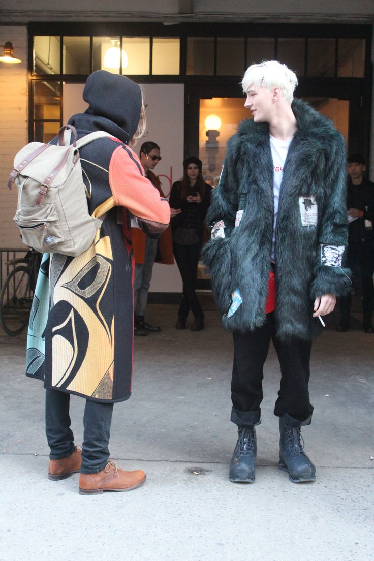sadboyblues:manhattanstreetstyle:MALE MODELS OFF DUTY: BENJAMIN JARVIS @ NYMD / MBFW Z more like this here xx