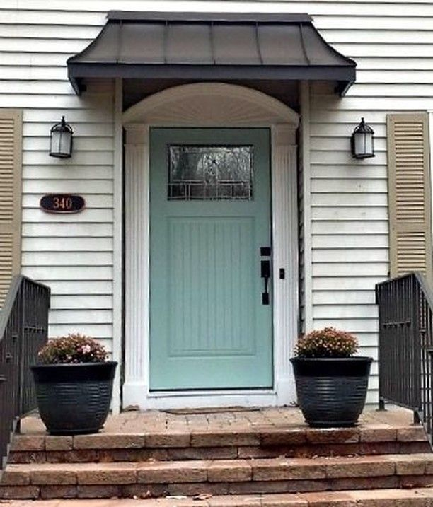 Awningdesign Posted To Instagram The Bronze Juliet Door Awning