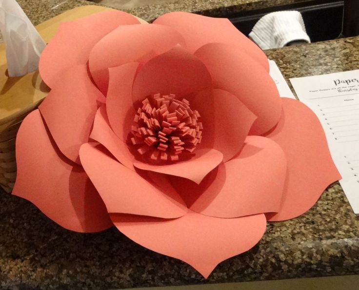 Making paper flowers video images flower decoration ideas video how to make paper flowers images flower decoration ideas making paper flowers video image collections mightylinksfo
