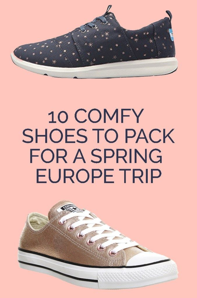 10 Best Shoes For Europe In Spring Good Walking