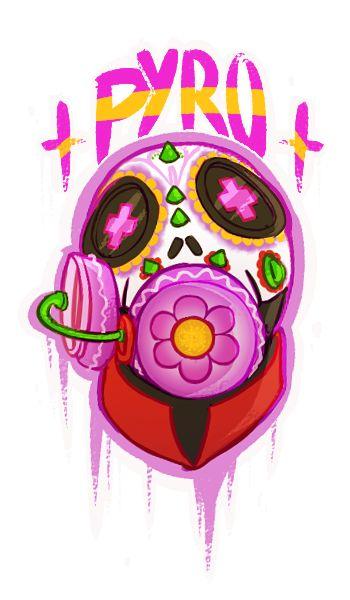 team fortress thighs sugar skull graffiti tattoo ideas spray cosmetics ...