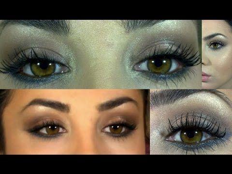 ▶ I love GLOW makeup / trucco luminoso facile e veloce - YouTube