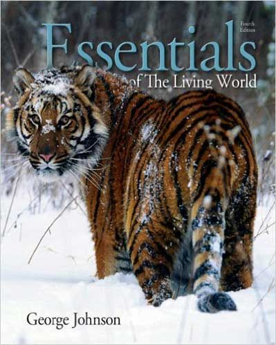 Essentials of the living world.