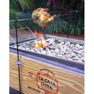 La Caja China -Caja China Rotisserie Kit