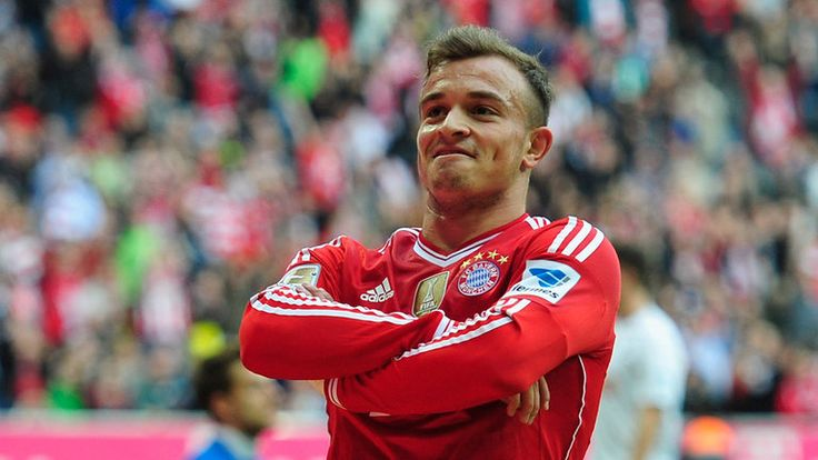 Xherdan Shaqiri considering move away from Bayern. Read more at: http://www.bayernnews.org
