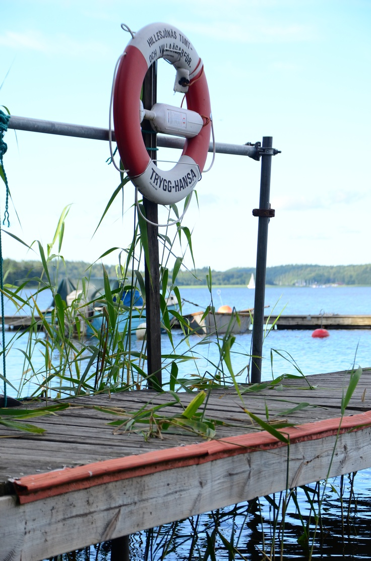 Welcome aboard boat ships life ring clock - Lifesaver Boat Dockboats