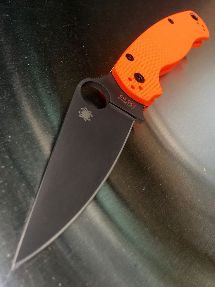 Spyderco CTS-XHP Para-Military 2 Cutlery Shoppe Exclusive