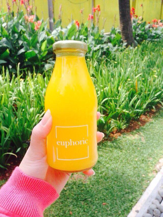 Euphoric - Pineapple+Orange