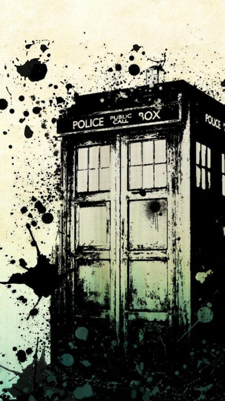 Dr Who iPhone Wallpapers WallpaperPulse (с изображениями