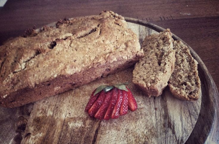 Sarah's Healthy Banana Cake Recipe