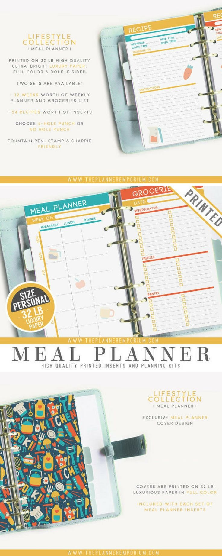 Ben noto Más de 25 ideas increíbles sobre Planificador semanal de comidas  WN29