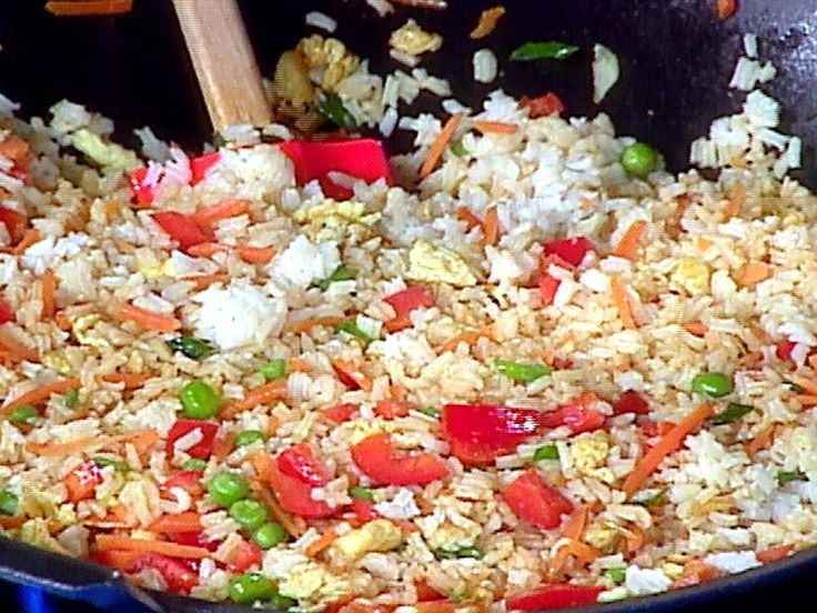 Get this all-star, easy-to-follow Special Fried Rice recipe from Rachael Ray