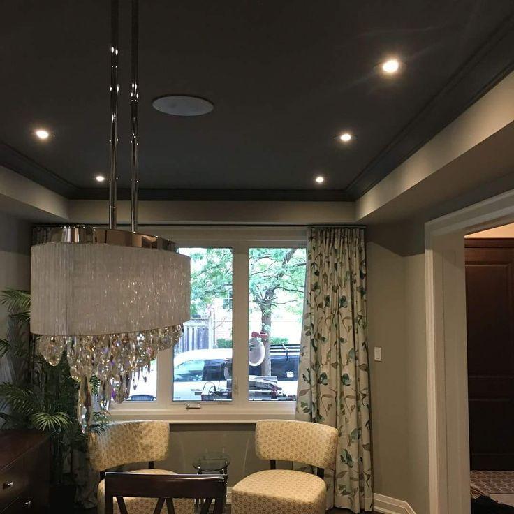 Beautiful living room draperies - FVK Design