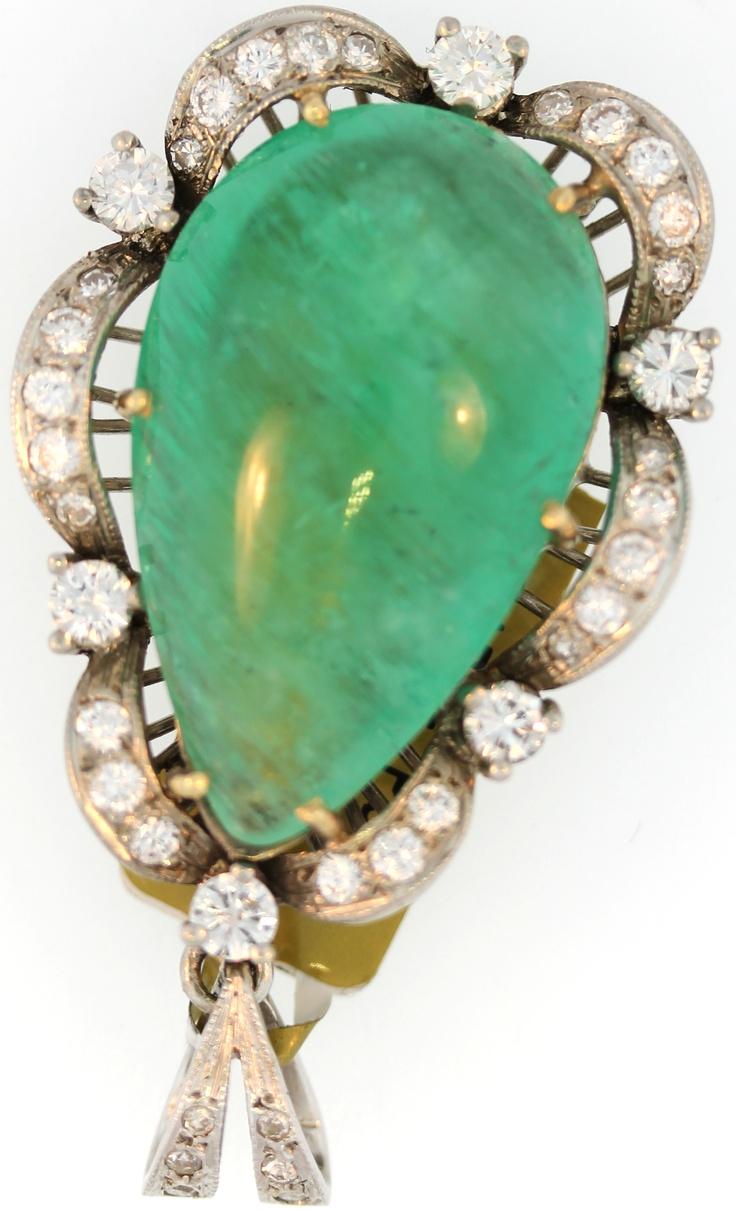 42 best JADE & DIAMONDS images on Pinterest | Jade jewelry, Jewelry ...