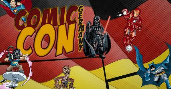 Comic Con Germany & German Comic Con : Die Comic Con Germany findet im Juni 2016 in Stuttgart statt. Unter anderem werden diverse Hollywood-Schauspieler anwesend sein.