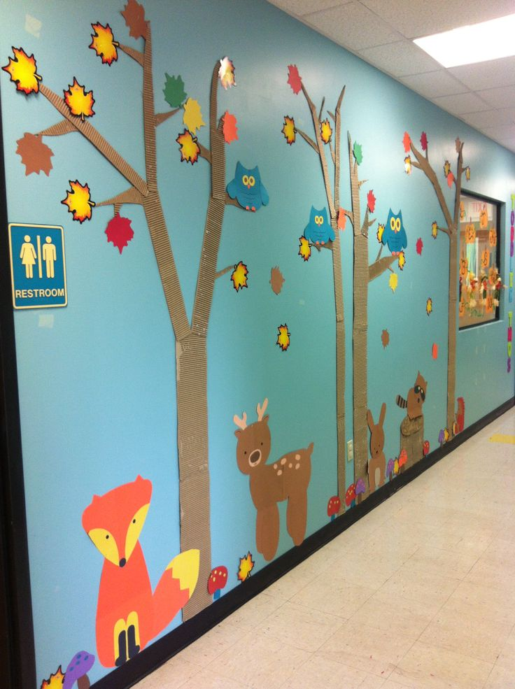 Classroom Decoration Forest ~ Best forest camping bulletin boards charts images