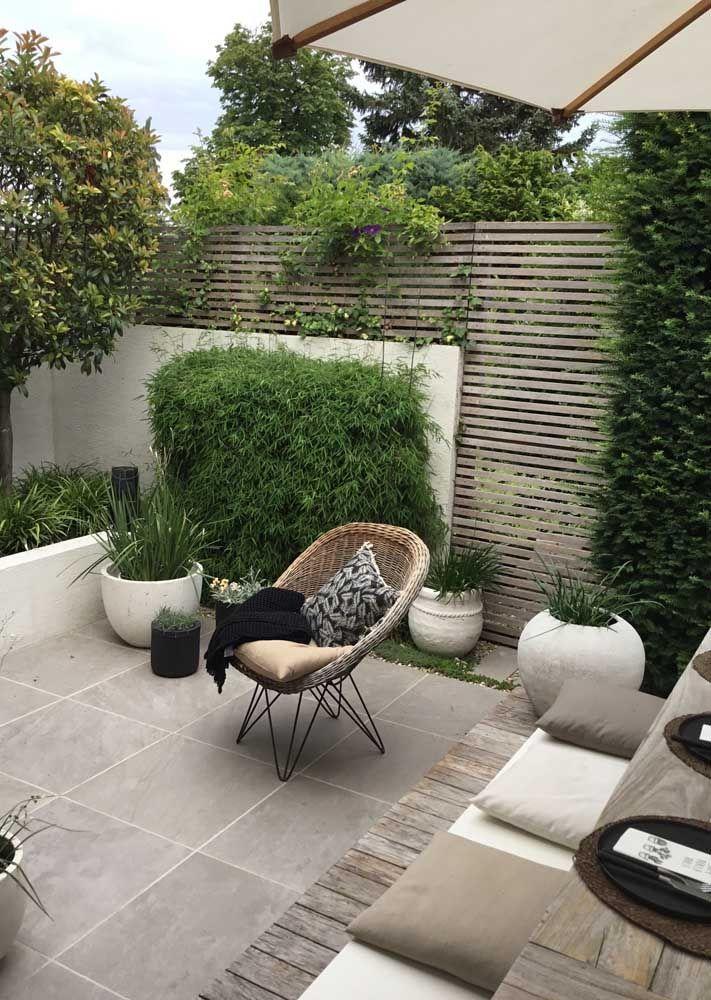 30 perfekte kleine Garten & Garten Design-Ideen