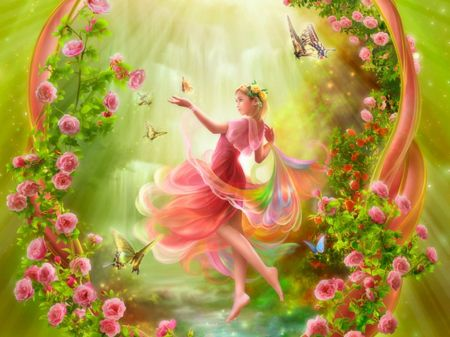 fairy background - Google Search